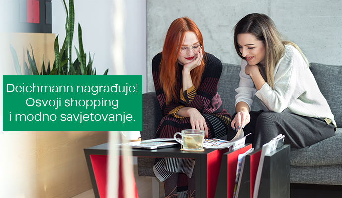 Osvoji shopping s Barbarom Repe i Anom Karadžole