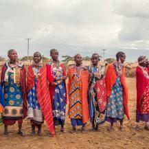 Restless girl: Život Maasaia