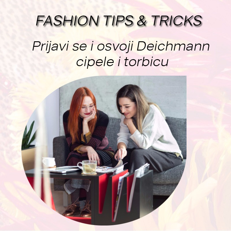 Deichmann Fashion Tips Tricks Jer Volimo Cipele